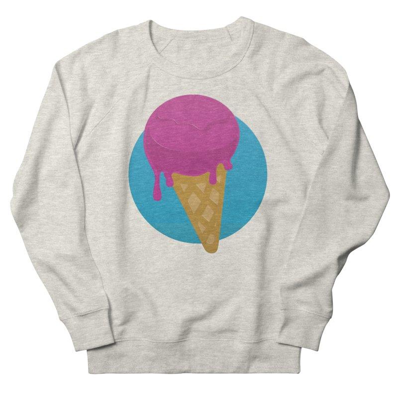 Ice Cream Cone Men's Sweatshirt by Rizzofied