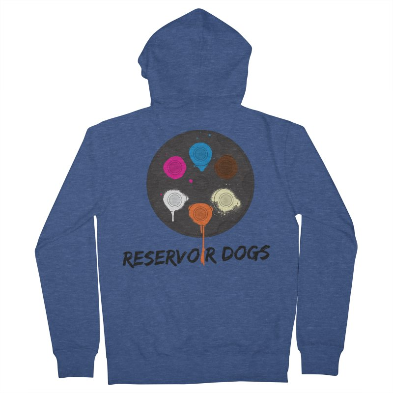 Reservoir Dogs Women's Zip-Up Hoody by Rizzofied