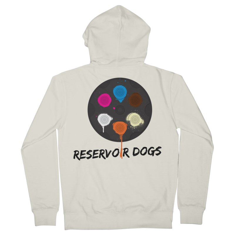 Reservoir Dogs Men's Zip-Up Hoody by Rizzofied