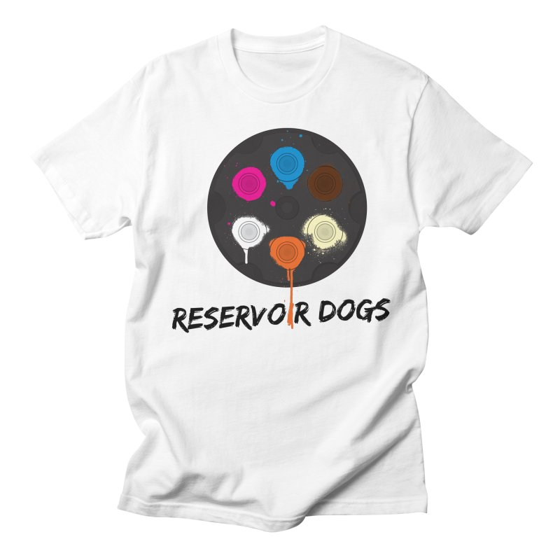 Reservoir Dogs Men's Regular T-Shirt by Rizzofied