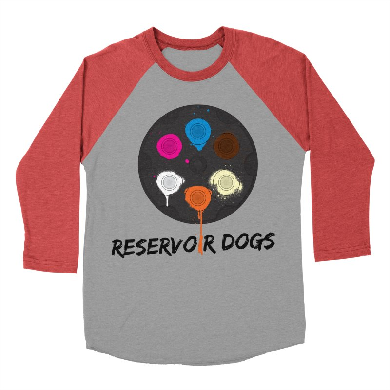 Reservoir Dogs Women's Baseball Triblend T-Shirt by Rizzofied
