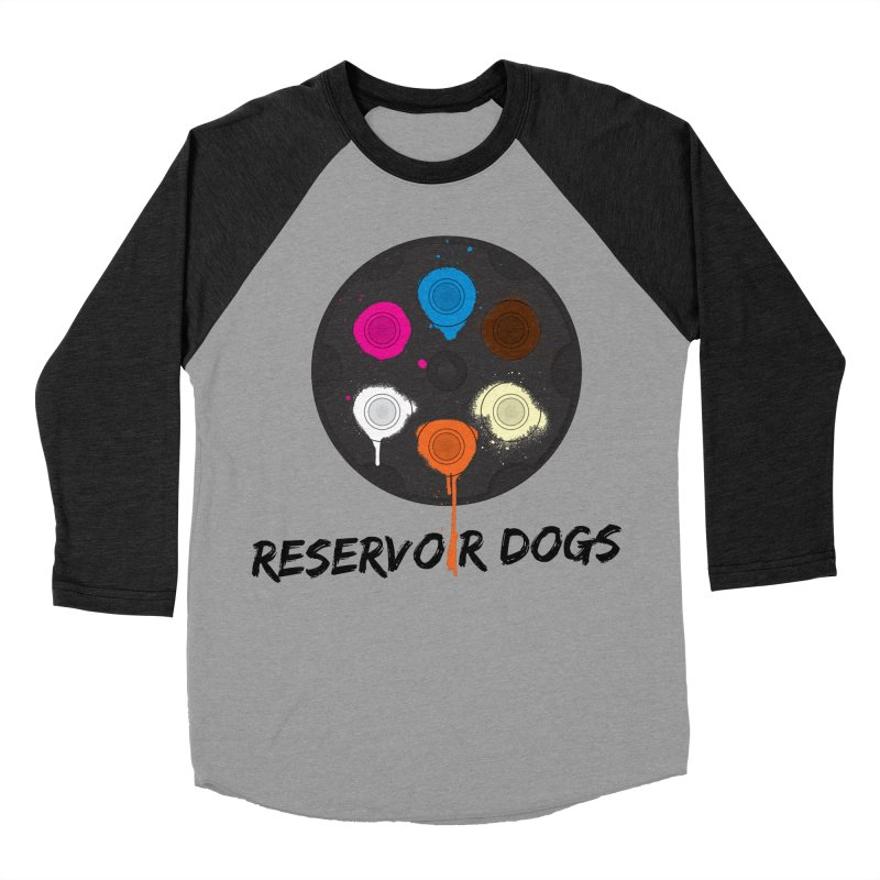 Reservoir Dogs Men's Baseball Triblend T-Shirt by Rizzofied