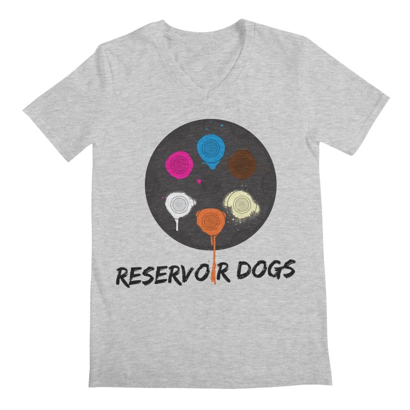Reservoir Dogs Men's V-Neck by Rizzofied