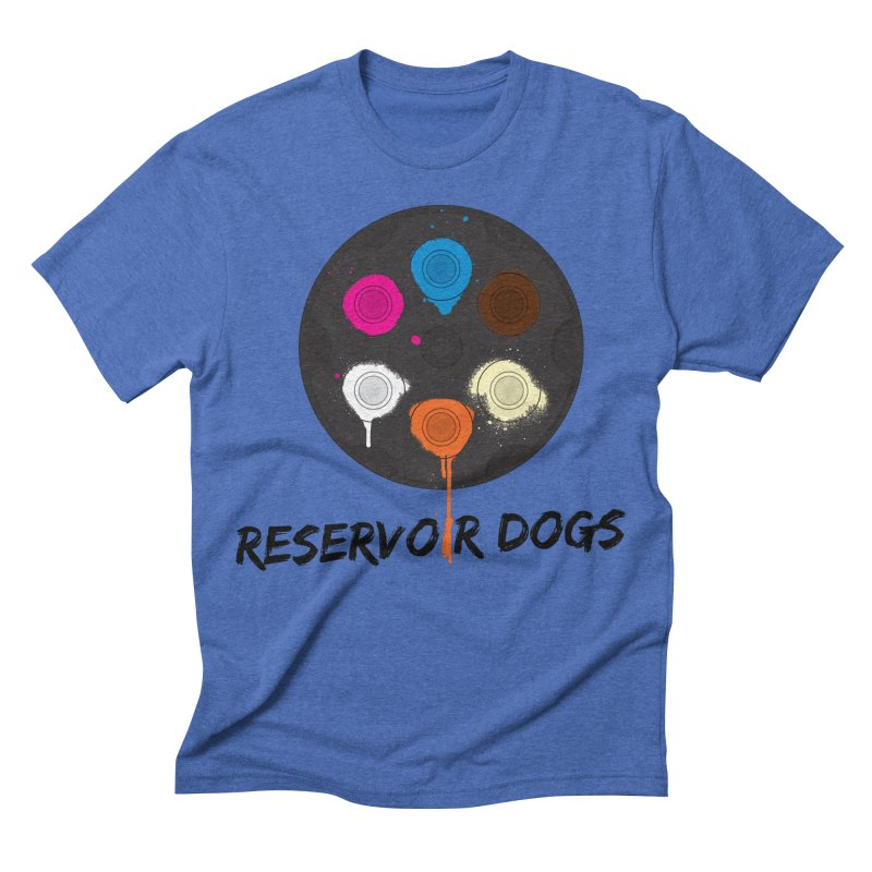 Reservoir Dogs Men's Triblend T-shirt by Rizzofied