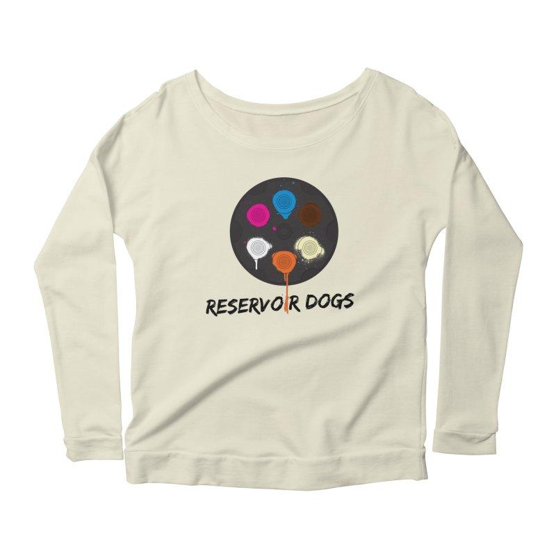 Reservoir Dogs Women's Longsleeve Scoopneck  by Rizzofied
