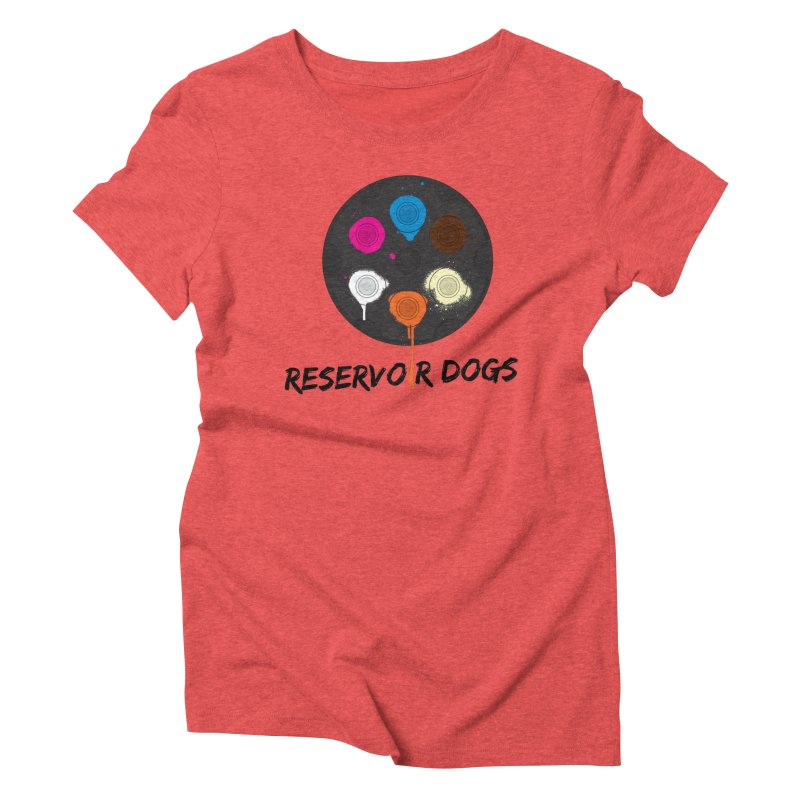Reservoir Dogs Women's Triblend T-shirt by Rizzofied