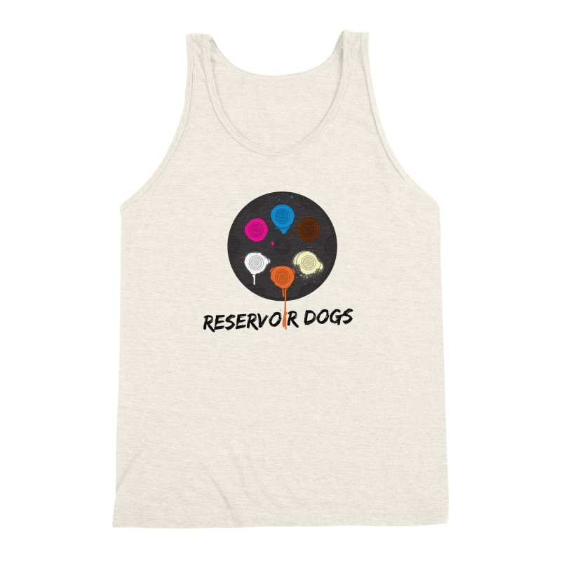 Reservoir Dogs Men's Triblend Tank by Rizzofied