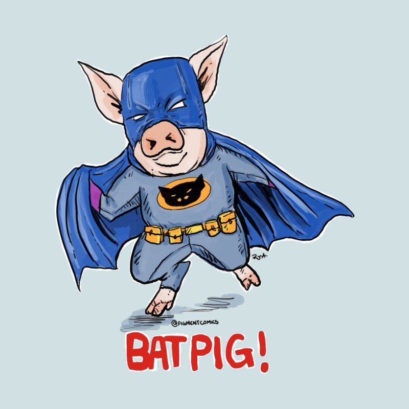 BatPig by Pigment World Artist Shop