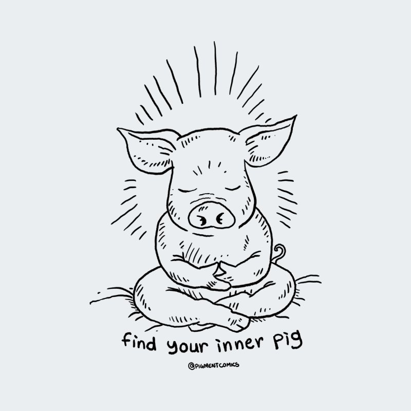Inner Pig by Pigment World Artist Shop