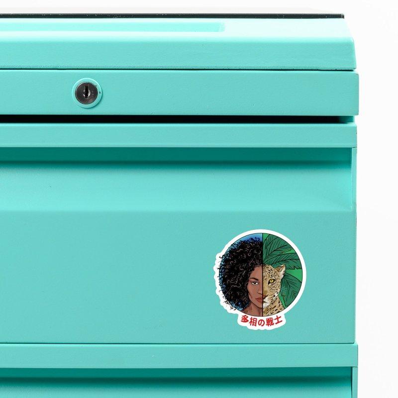 Shape Shifter Accessories Magnet by Pigment World Artist Shop