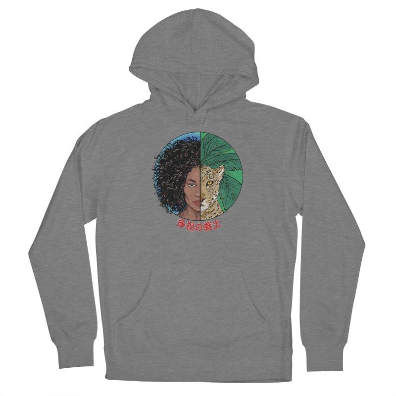Shape Shifter Women's Pullover Hoody by Pigment World Artist Shop