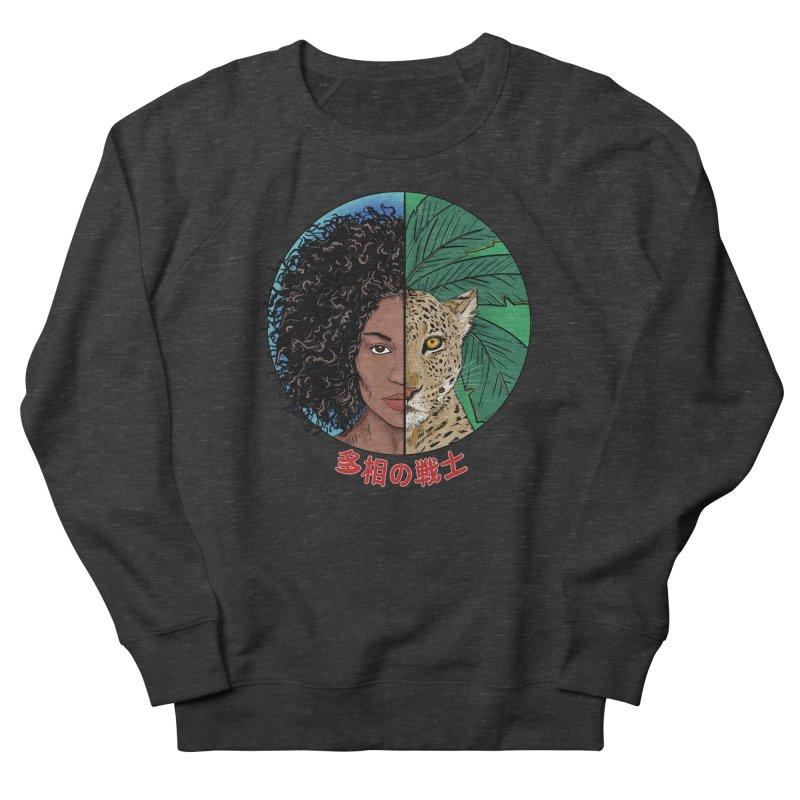 Shape Shifter Women's Sweatshirt by Pigment World Artist Shop