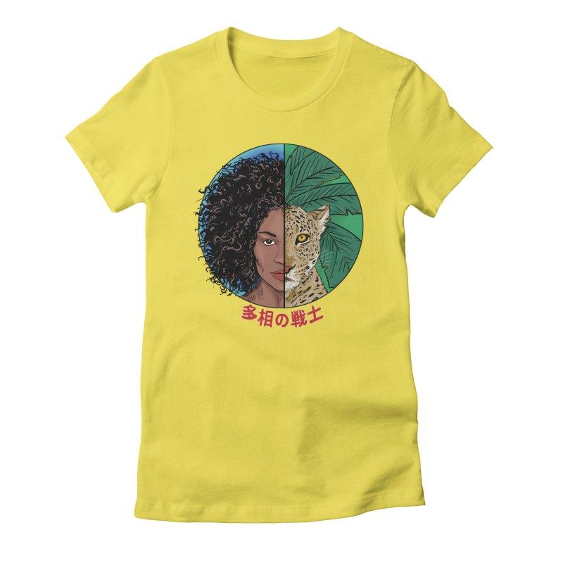 Shape Shifter Women's T-Shirt by Pigment World Artist Shop