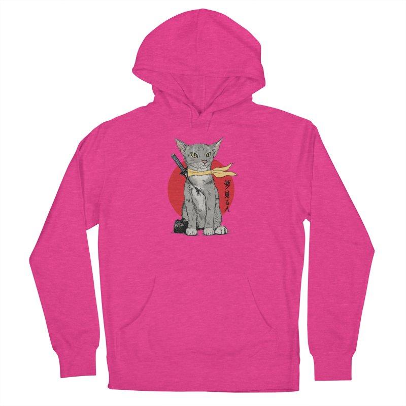 Catsu Women's Pullover Hoody by Pigment World Artist Shop
