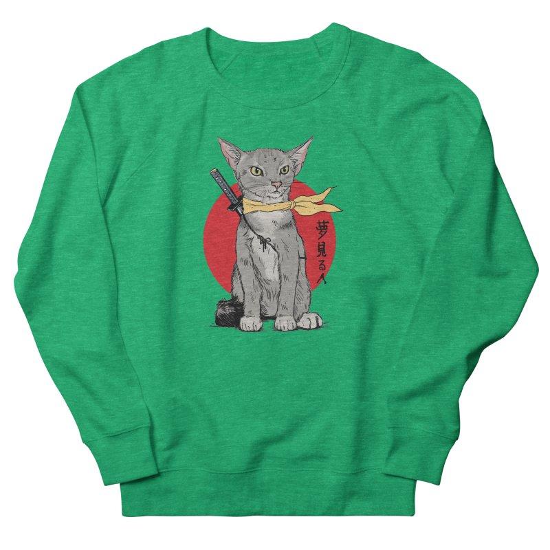 Catsu Women's Sweatshirt by Pigment World Artist Shop