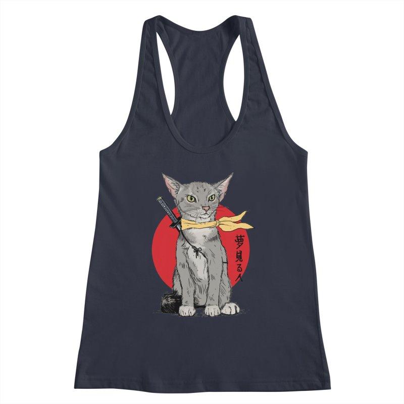Catsu Women's Tank by Pigment World Artist Shop