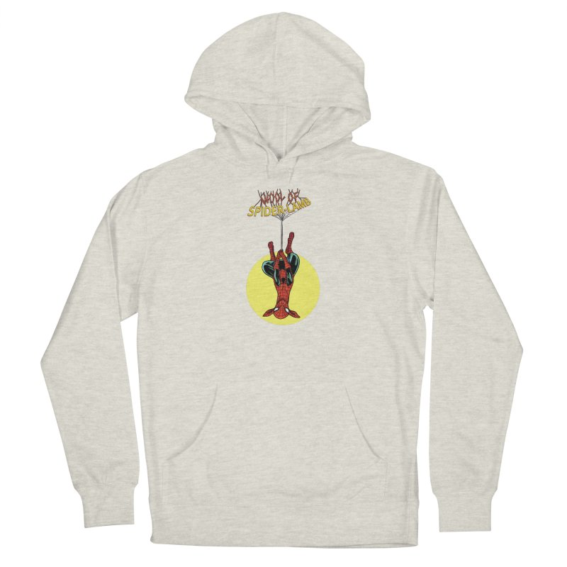 Spider-Lamb Women's Pullover Hoody by Pigment World Artist Shop