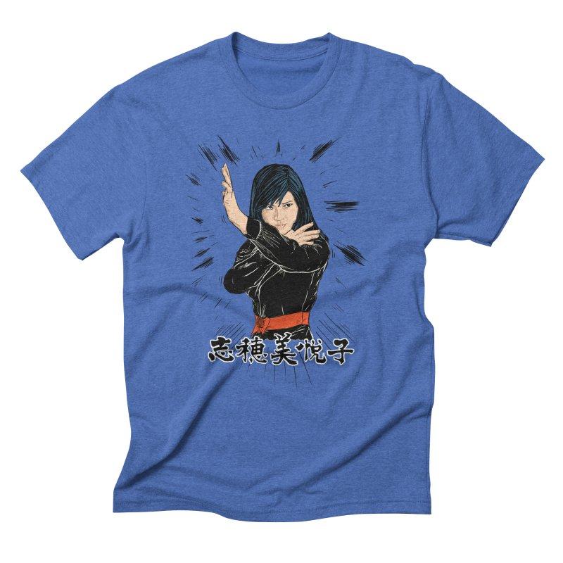 Retro Street Fighter Men's T-Shirt by Pigment World Artist Shop