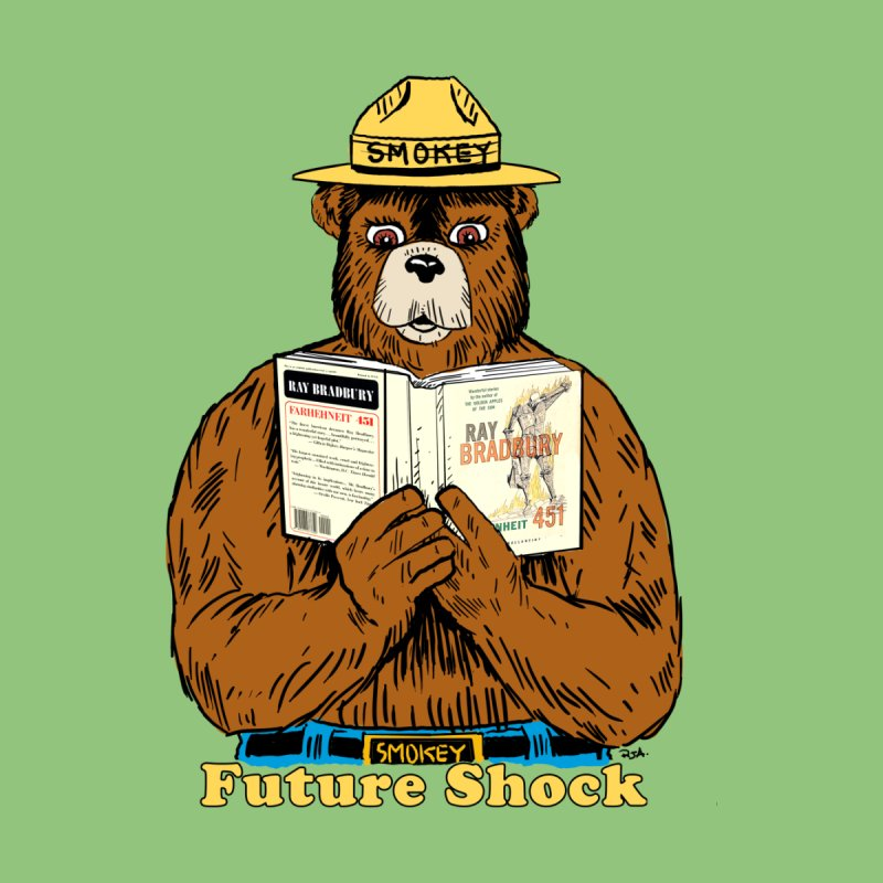 Future Shock  by rjamadoart's Artist Shop
