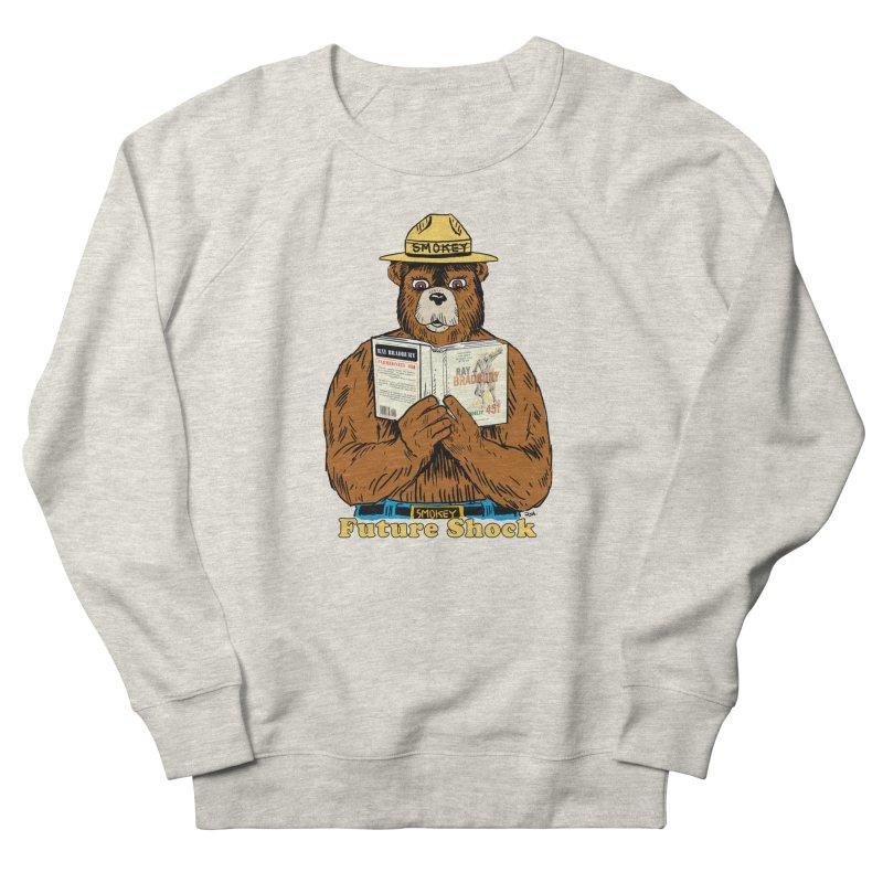 Future Shock  Men's Sweatshirt by Pigment World Artist Shop