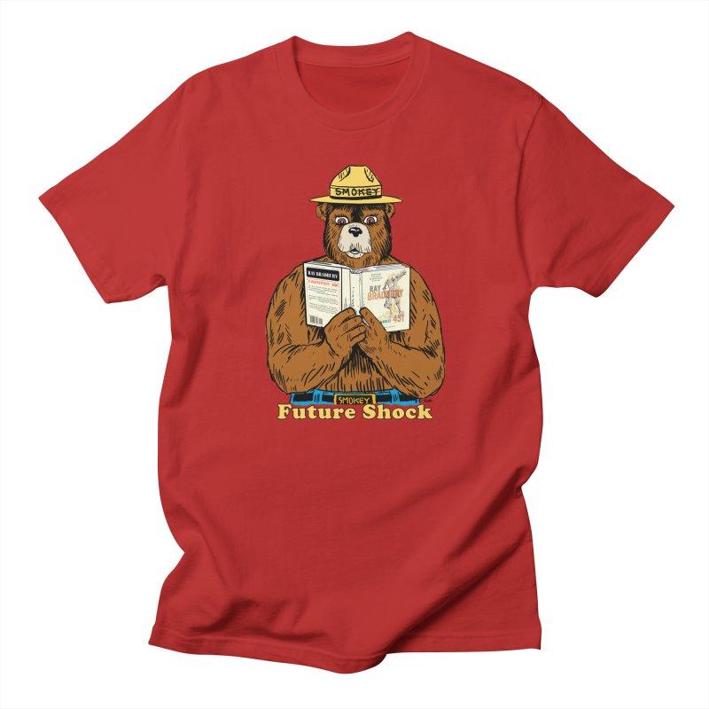 Future Shock  Men's T-shirt by rjamadoart's Artist Shop