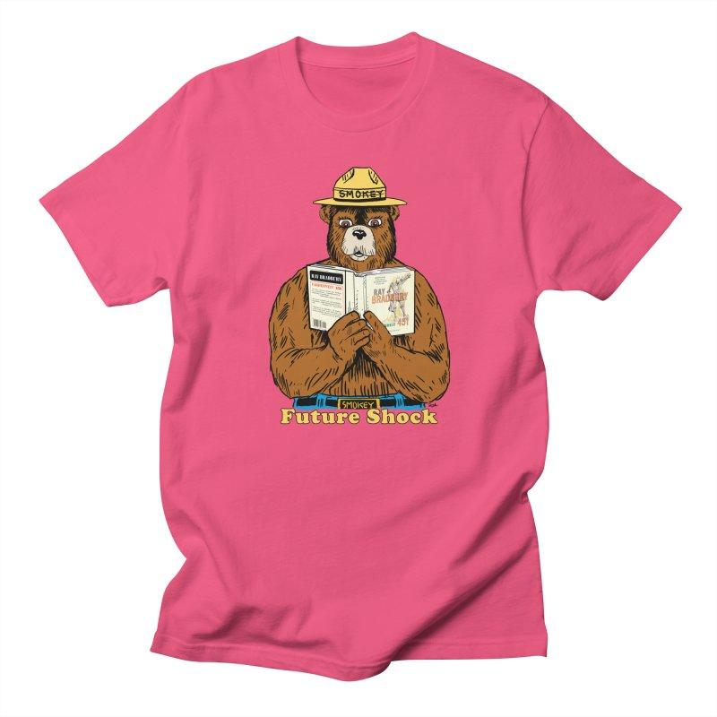 Future Shock  Men's T-Shirt by Pigment World Artist Shop