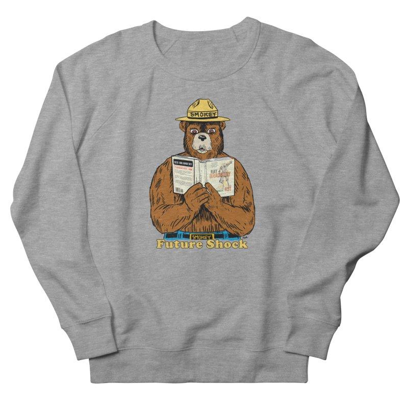 Future Shock  Men's Sweatshirt by rjamadoart's Artist Shop