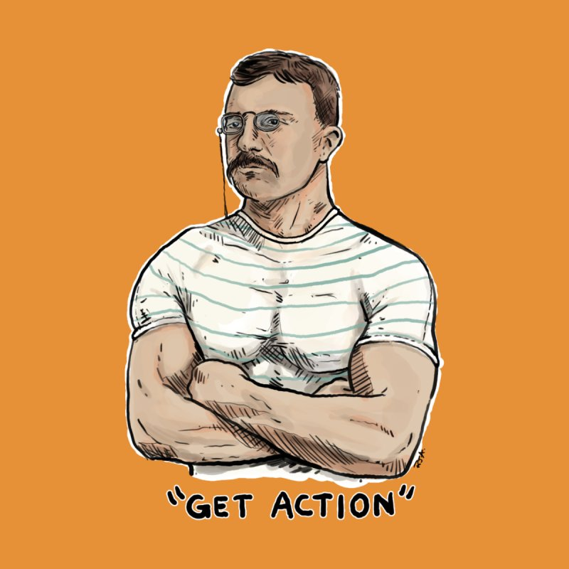 Get Action   by rjamadoart's Artist Shop