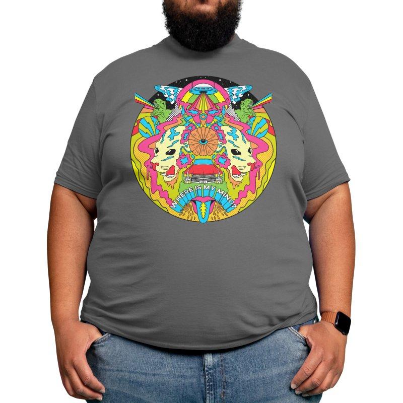 Where is my Mind? Men's T-Shirt by RJ Artworks's Artist Shop
