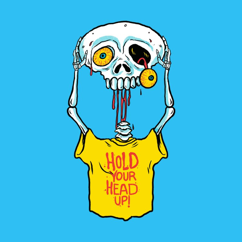 Hold Your Head Up by RJ Artworks's Artist Shop