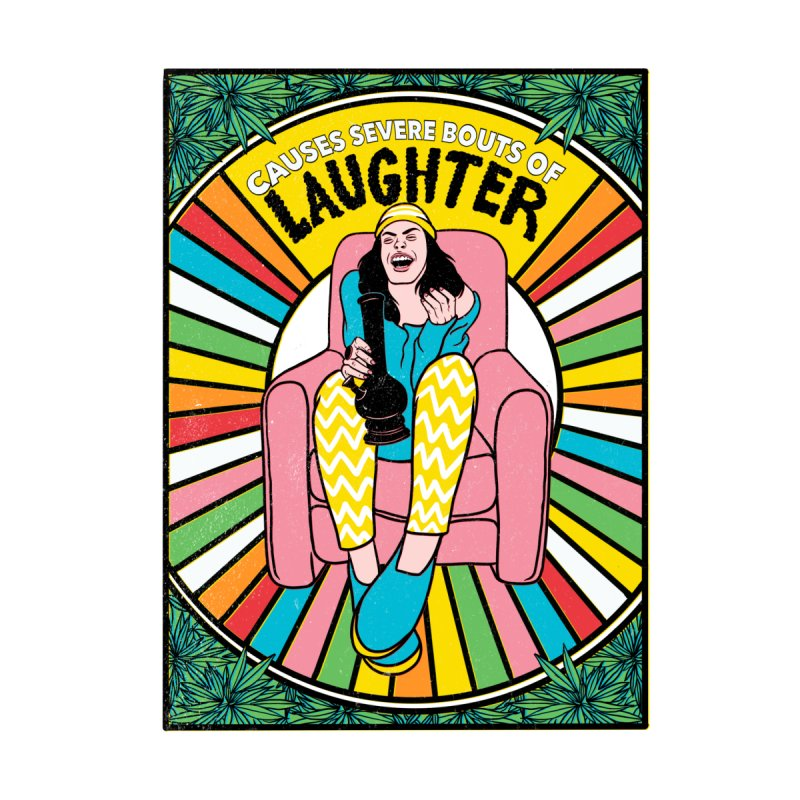 Bouts of Laughter by RJ Artworks's Artist Shop