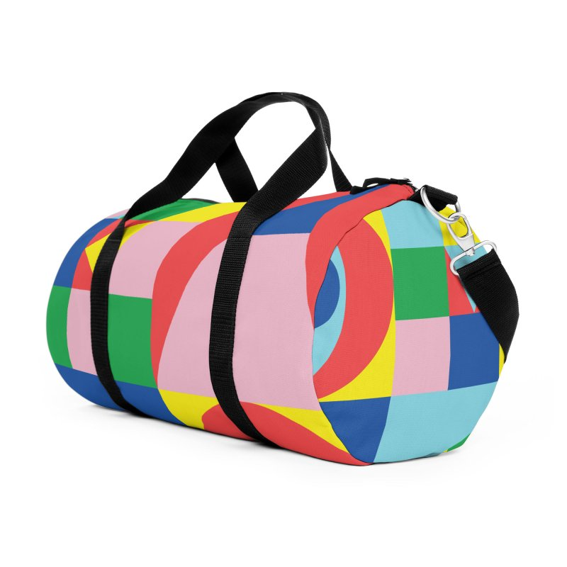 Evolve Accessories Duffel Bag Bag by RJ Artworks's Artist Shop