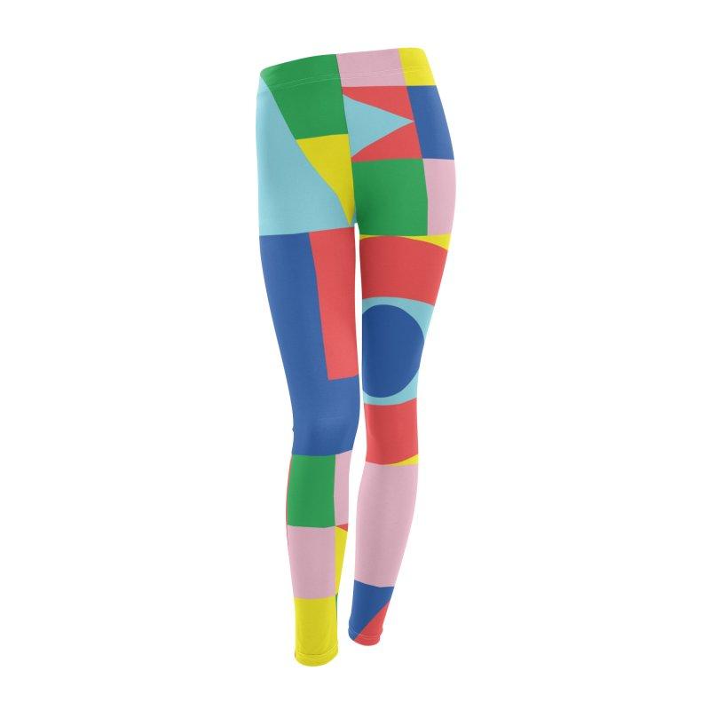 Evolve Women's Leggings Bottoms by RJ Artworks's Artist Shop