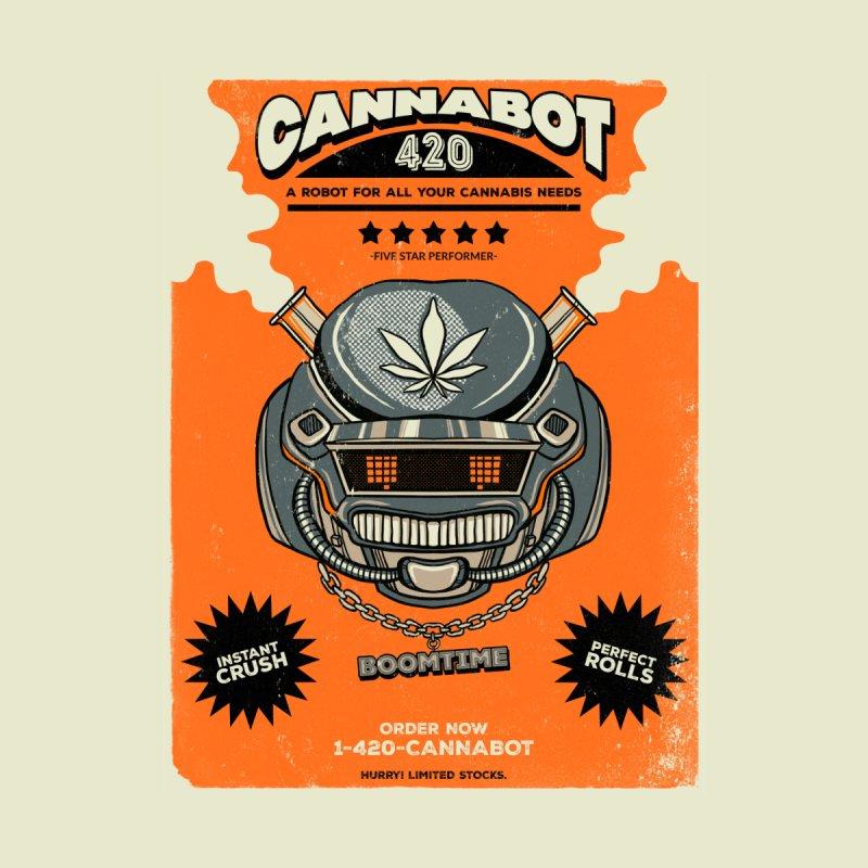 Cannabot by RJ Artworks's Artist Shop