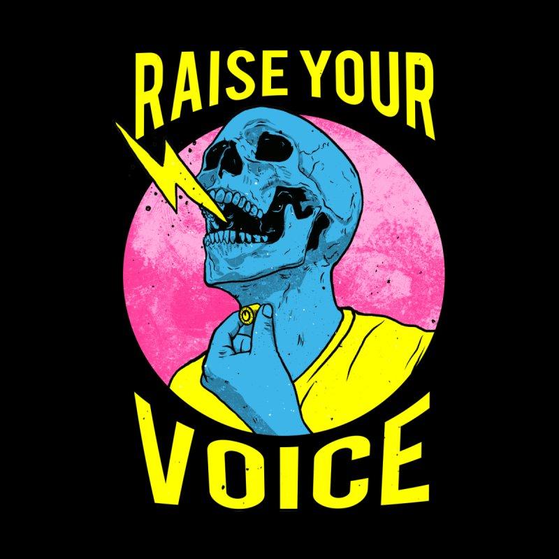 Raise Your Voice by RJ Artworks's Artist Shop