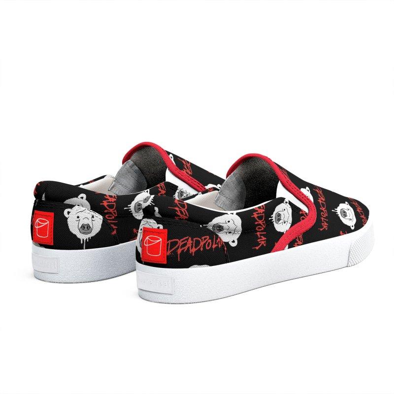 Deadpolar Men's Shoes by RJ Artworks's Artist Shop