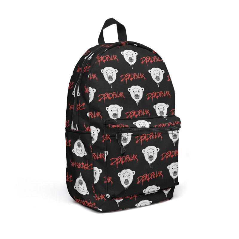 Deadpolar Accessories Backpack Bag by RJ Artworks's Artist Shop
