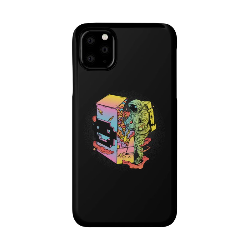 Space Arcade Accessories Phone Case by RJ Artworks's Artist Shop