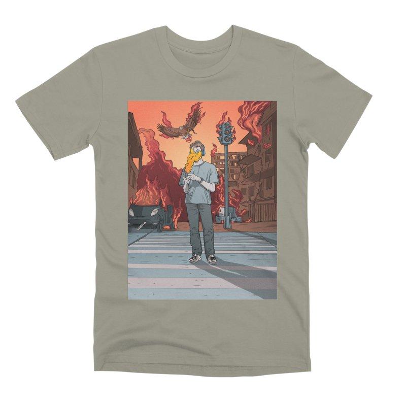 APPocalypse Men's Premium T-Shirt by RJ Artworks's Artist Shop