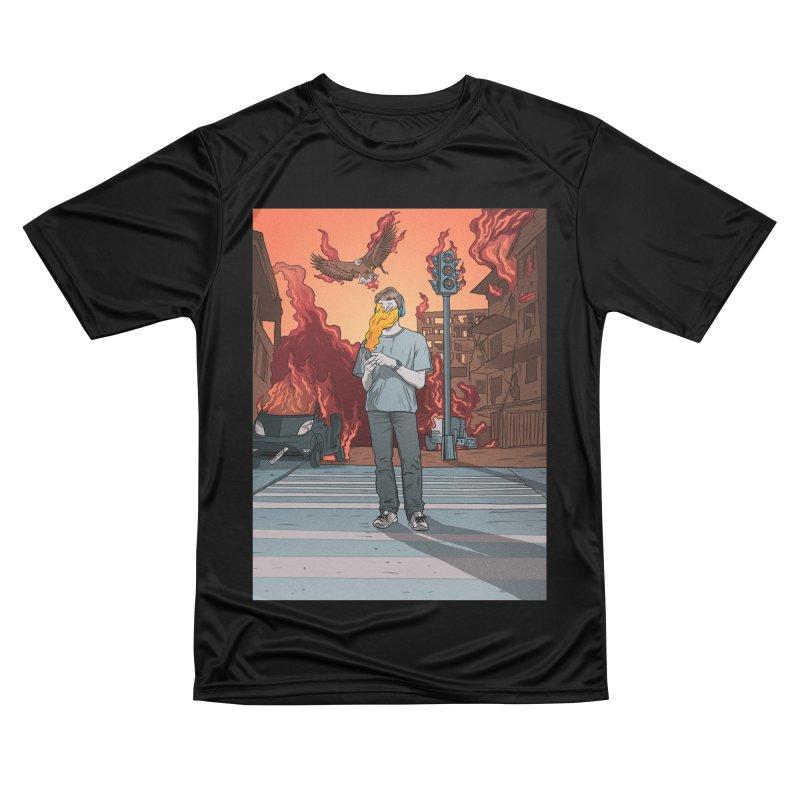APPocalypse Men's Performance T-Shirt by RJ Artworks's Artist Shop
