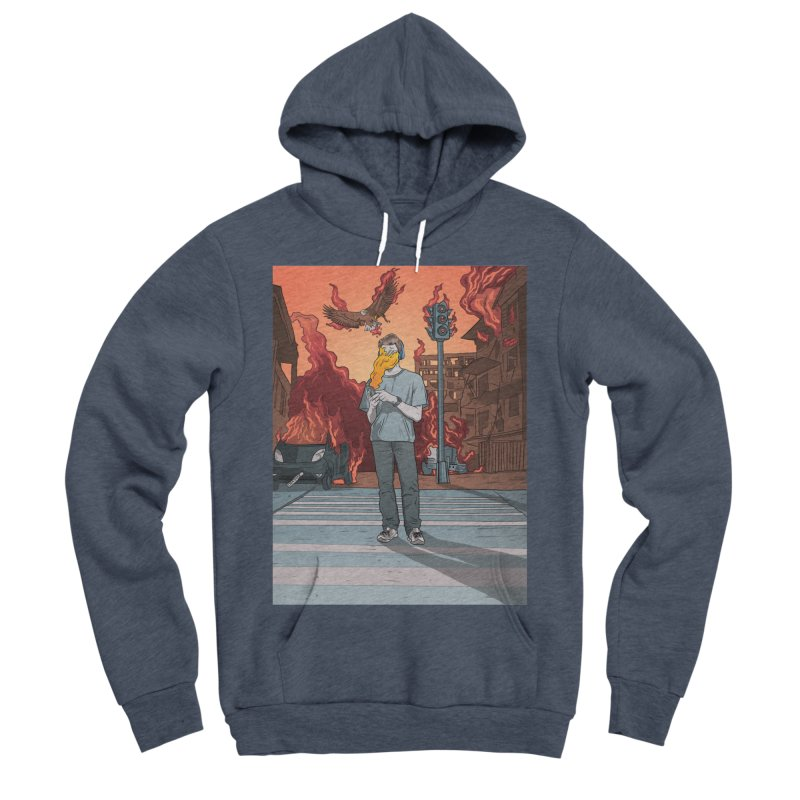 APPocalypse Women's Sponge Fleece Pullover Hoody by RJ Artworks's Artist Shop