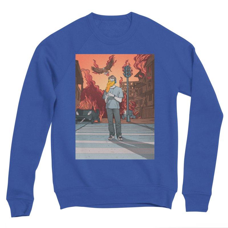 APPocalypse Women's Sponge Fleece Sweatshirt by RJ Artworks's Artist Shop