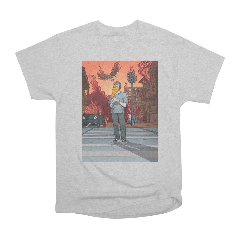 APPocalypse Men's Heavyweight T-Shirt by RJ Artworks's Artist Shop