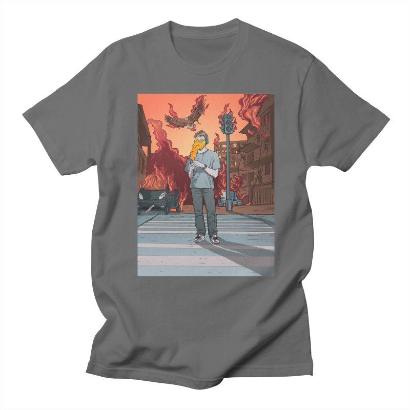 APPocalypse Men's T-Shirt by RJ Artworks's Artist Shop