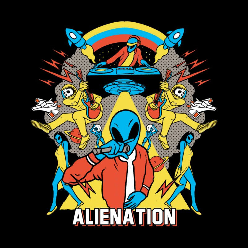 Alienation by RJ Artworks's Artist Shop