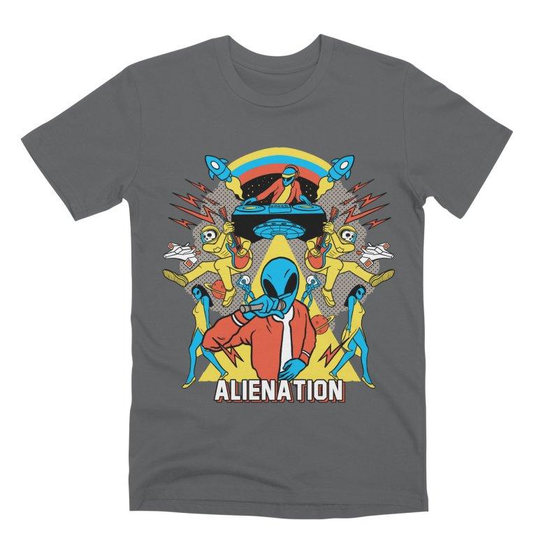 Alienation Men's Premium T-Shirt by RJ Artworks's Artist Shop