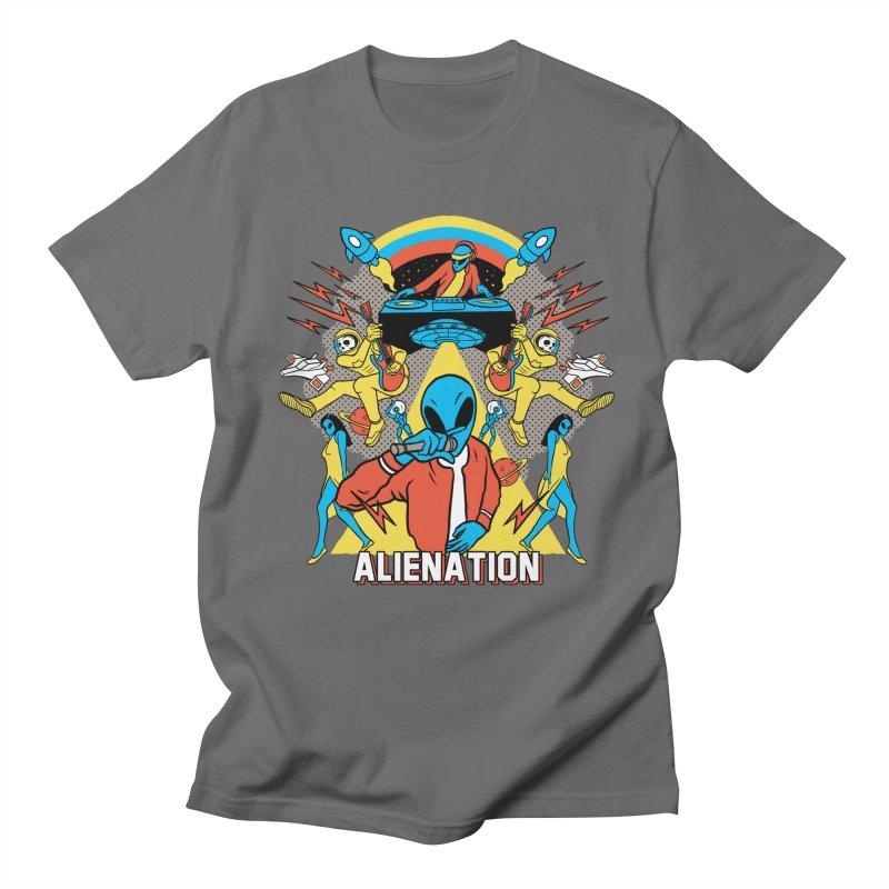 Alienation Men's T-Shirt by RJ Artworks's Artist Shop