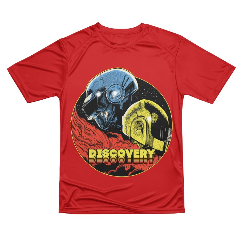 Discovery Women's Performance Unisex T-Shirt by RJ Artworks's Artist Shop