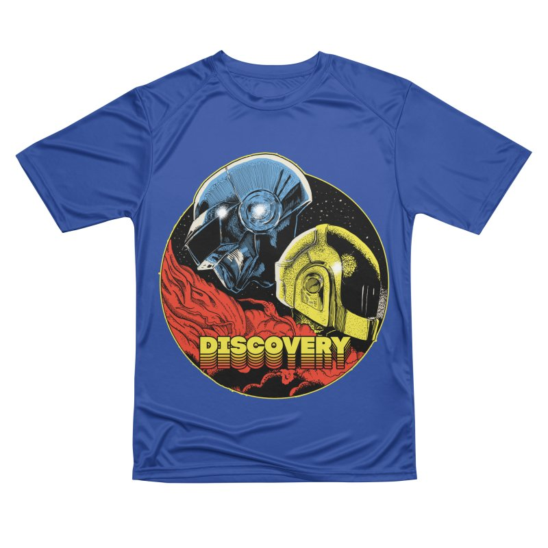 Discovery Men's Performance T-Shirt by RJ Artworks's Artist Shop
