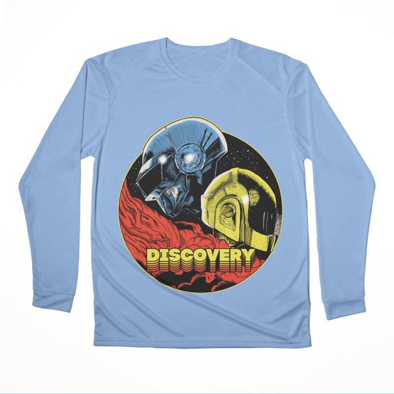 Discovery Women's Performance Unisex Longsleeve T-Shirt by RJ Artworks's Artist Shop